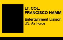 2011 GV Expo - Lt. Col. Francisco Hamm, U.S. Air Force