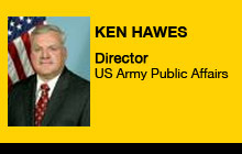 2011 GV Expo - Ken Hawes, US Army Public Affairs Office - LA