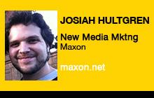 2012 SXSW - Josiah Hultgren, Maxon