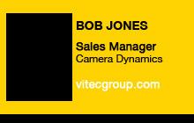 2010 GV Expo - Bob Jones, Camera Dynamics