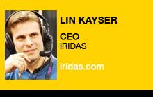 2011 NAB Show - Lin Kayser, IRIDAS