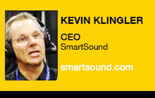 2012 NAB Show - Kevin Klingler, SmartSound