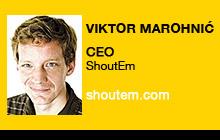 2012 SXSW - Viktor Marohnic, ShoutEm