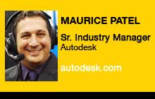 2011 NAB Show - Maurice Patel, Autodesk