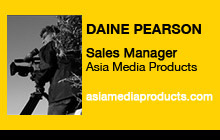 2011 GV Expo - Daine Pearson, Asia Media Products
