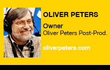 2011 NAB Show - Oliver Peters, Oliver Peters Post Production Services