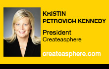 2012 NAB Show - Kristin Petrovich Kennedy, Createasphere