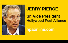2011 NAB Show - Jerry Pierce, Hollywood Post Alliance