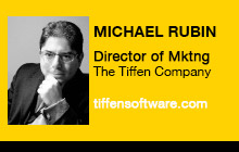 2012 NAB Show - Michael Rubin, The Tiffen Company
