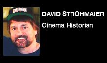 Digital Production Buzz - David Strohmaier, Cinema, Inc.