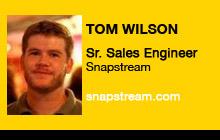 2010 GV Expo - Tom Wilson, Snapstream