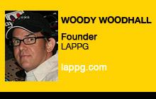 2011 DV Expo - Woody Woodhall, LAPPG