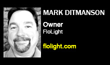 Mark Ditmanson, FloLight