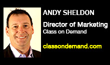 Andy Sheldon, Class on Demand