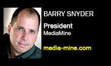 Barry Snyder, MediaMine