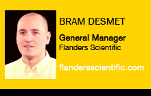 Bram Desmet, Flanders Scientific