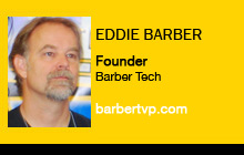 Eddie Barber, Barber Tech
