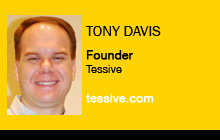 Tony Davis, Tessive