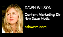 Dawn Wilson, New Dawn Media