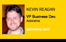 Kevin Reagan, Adorama
