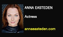 Anna Easteden, Actress