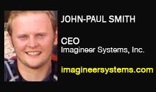 John-Paul Smith, Imagineer Systems, Inc.