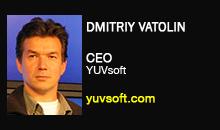 Dmitriy vatolinatolin, YUVsoft
