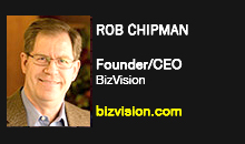 Rob Chipman, BizVision
