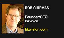 Rob Chipman, BizVision