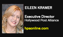Eileen Kramer, Hollywood Post Alliance