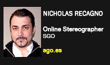 Nicholas Recagno, Online Stereographer, SGO