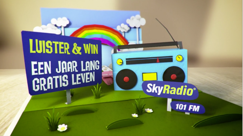 Sky Radio Commercial