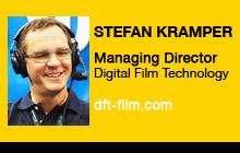 2011 NAB Show - Stefan Kramper, Digital Film Technology