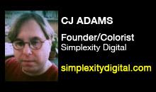 Digital Production Buzz - CJ Adams, Simplexity Digital