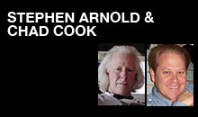 Digital Production Buzz - Stephen Arnold & Chad Cook