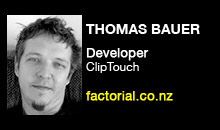 Digital Production Buzz - Thomas Bauer, ClipTouch