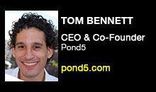 Digital Production Buzz - Tom Bennett, Pond5