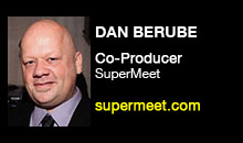 Digital Production Buzz - Dan Berube, SuperMeet