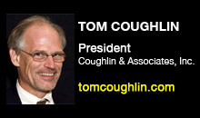 Digital Production Buzz - Tom Coughlin, Coughlin & Associates, Inc.