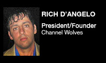 Digital Production Buzz - Rich D'Angelo, Channel Wolves