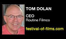 Digital Production Buzz - Tom Dolan, Routine Filmco