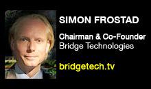 Digital Production Buzz - Simon Frostad, Bridge Technologies