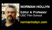 Digital Production Buzz - Norman Hollyn, USC Film School