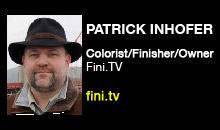 Digital Production Buzz - Patrick Inhofer, Fini.TV
