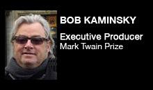 Digital Production Buzz - Bob Kaminsky, Kennedy Center Mark Twain Prize for American Humor