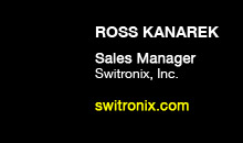 Digital Production Buzz - Ross Kanarek, Switronix, Inc.