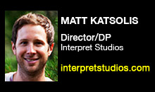 Digital Production Buzz - Matt Katsolis, Interpret Studios