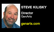 Digital Production Buzz - Steve Kilisky, GenArts