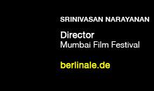 Digital Production Buzz - Srinivasan Narayanan, Mumbai Film Festival