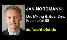 Digital Production Buzz - Jan Nordmann, Fraunhofer IIS
